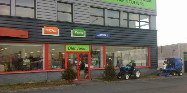 Magasin Petite Forêt 59 - Reseau Mapp Valenciennes