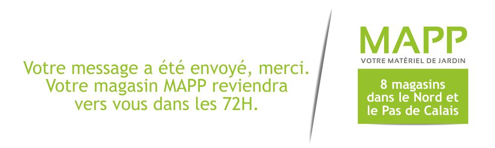 Réseau MAPP - 6 magasins de matériels de jardin - Lille ...